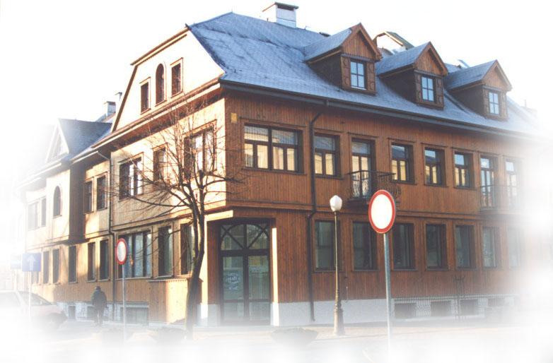 Budynek MBP w Ostrołęce
